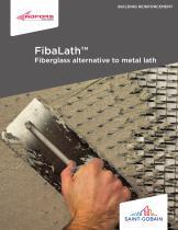 FibaLath™ - 1