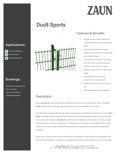 Duo8 Sports