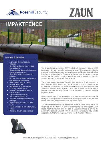 ImpaktFence-Crash-Rated-Fencing