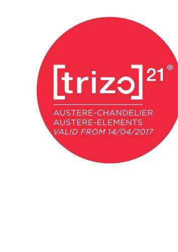 Austere-Chandelier & Austere-Elements 2017