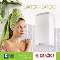 Catalogue Water heaters 1/2013