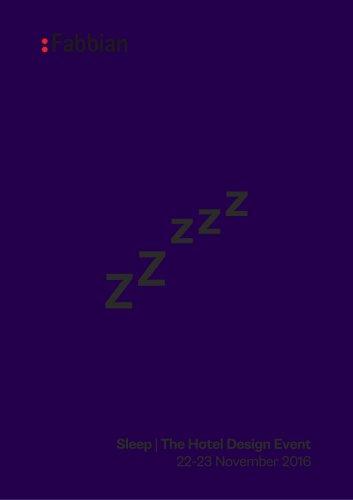 SLEEP EVENT 2016