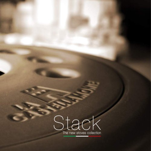 Stack The new stoves collection