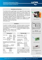 Universal Control 5/UNI-FT