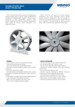 VAX Duct Type Axial Fans