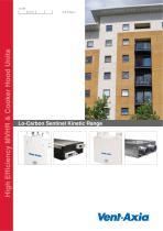 Lo-Carbon Sentinel Kinetic  Range Brochure - 3rd Edition