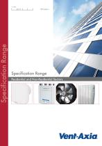 Specification Brochure  - 10th Edition