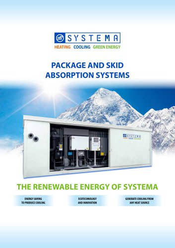 PACKAGE AND SKID ABSORPTION SYSTEMS