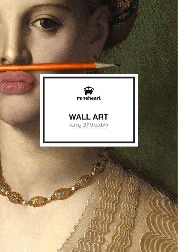 Mineheart Wall Art