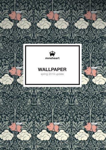 Mineheart Wallpaper
