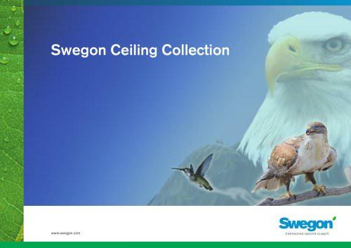 Ceiling Collection - HAWK, EAGLE, COLIBRI etc.