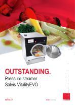 Pressure Steamer Salvis VitalityEVO