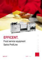 Salvis Large cooking equipments ProfiLine