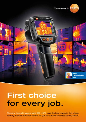 new thermal imagers