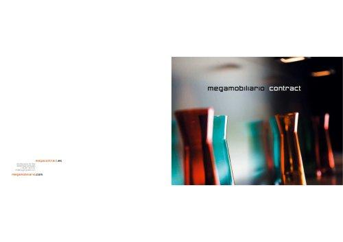 CONTRACT FURNITURE - MEGA MOBILIARIO