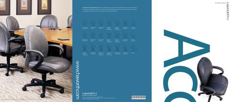 Accolade Seating Brochure