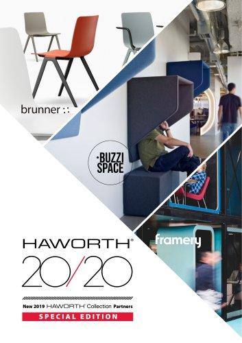 HAWORTH 20/20 SPECIAL EDITION