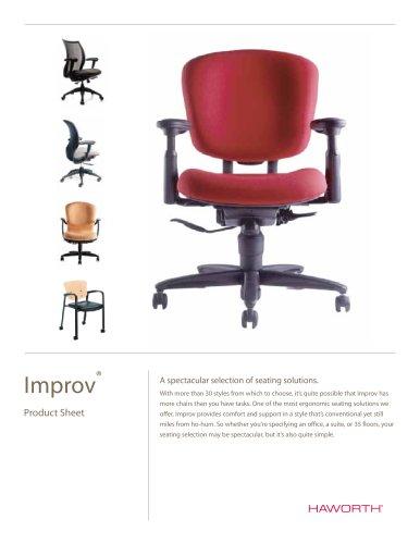 Improv-Product-Information-Sheet