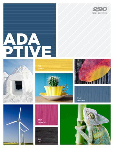 Adaptive Brochure