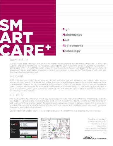 SMARTcare+ Flyer