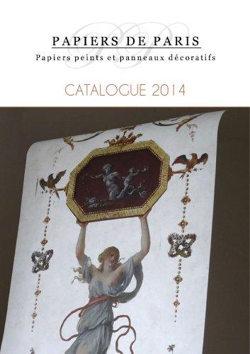 Antique&Contemporary Wallpaper Collection 2014