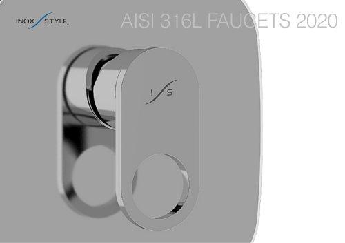 AISI 316L FAUCETS 2020