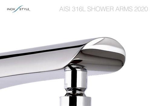 AISI 316L SHOWER ARMS 2020