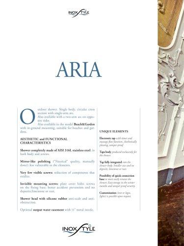 Aria Shower