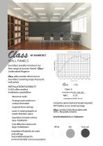 Class Specification sheet