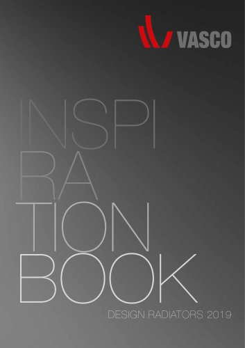 INSPI RA TION BOOK DESIGN RADIATORS  2019