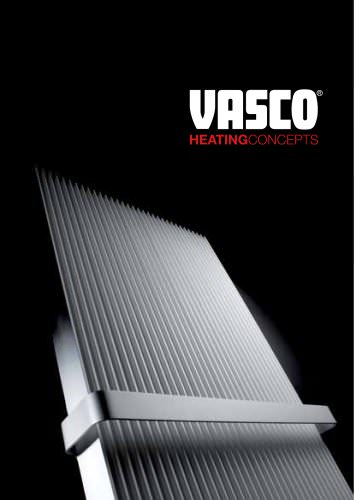 Mini-brochure Vasco 2014