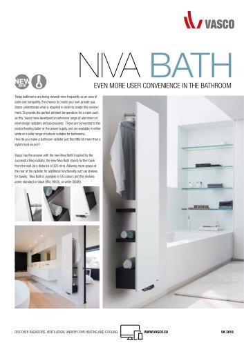 NIVA BATH LEAFLET