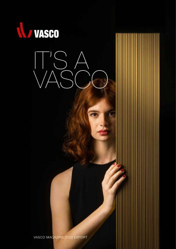 VASCO MAGAZINE 2020 EXPORT