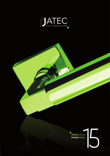 Catalogue Jatec 2015