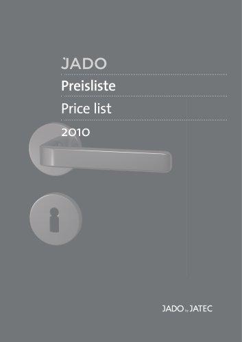 Jado_Catalogo 2010