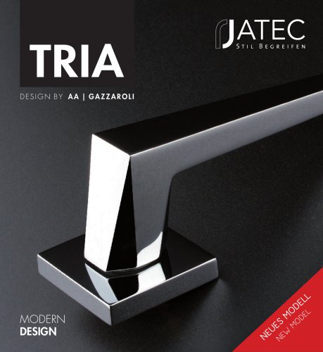TRIA Design AA | Gazzaroli