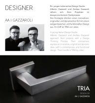 TRIA Design AA | Gazzaroli - 3