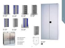 OFFICE AND INDUSTRIAL CUPBOARDS - 2