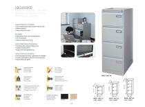 OFFICE AND INDUSTRIAL CUPBOARDS - 1