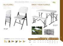 TABLES AND BENCHES FOR DINING ROOMS - 4