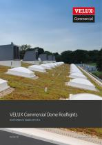 VELUX Commercial Dome Rooflights