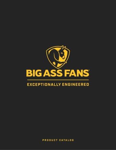 Big Ass Fans 2020 Product Catalog