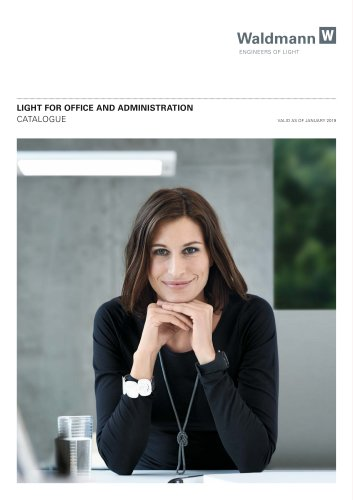 Catalog Light for Office and Administration