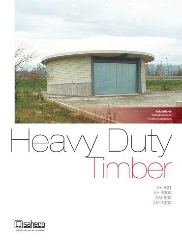 Heavy Duty Timber