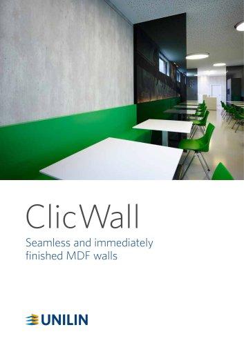 ClicWall