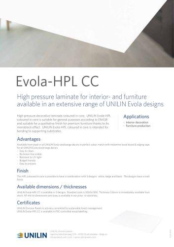 Evola-HPL CC