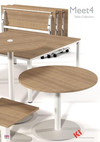 Meet4 Table Collection
