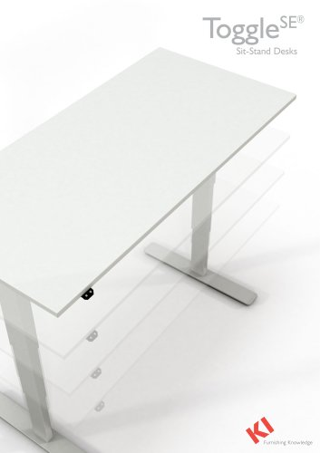 ToggleSE ® Sit-Stand Desks