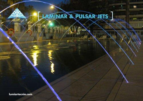 Laminar & Pulsar Jets Lumiartecnia 2018
