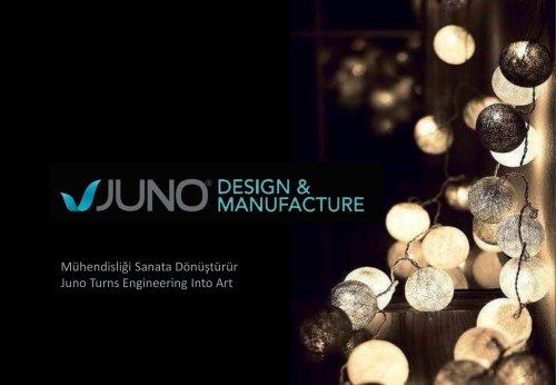 Juno SPA Design & Manufacturing